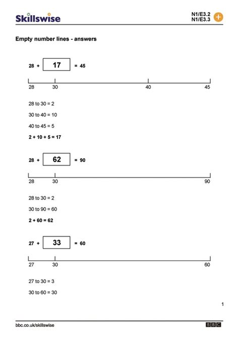 printable colored number line blank number line free intellect 15 best photos of