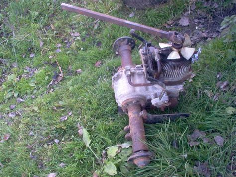 ford lgt 195 transaxle ford jacobsen moline oliver