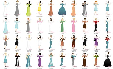 disney names disney princess names list and pictures new calendar template site