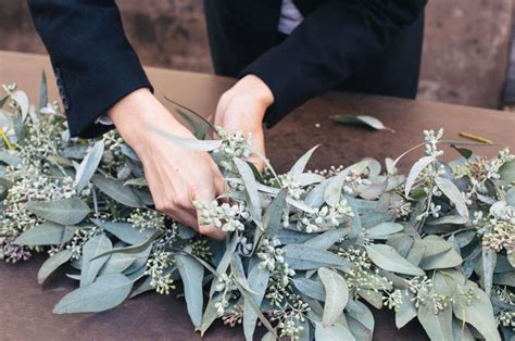 eucalyptus table runner 1000 ideas about eucalyptus wedding on