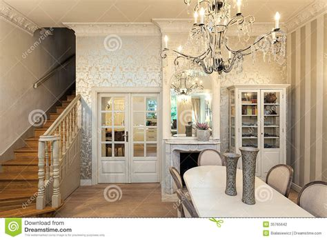 Floor Plans Ranch vintage mansion luxurious interior stock photo image