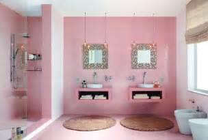 Black And Pink Bathroom Ideas Pretty Pink Bathroom Designs