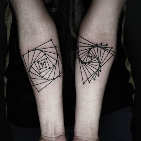tattoo geometric lines geometric tattoos by turkish artist okan u 231 kun bored panda