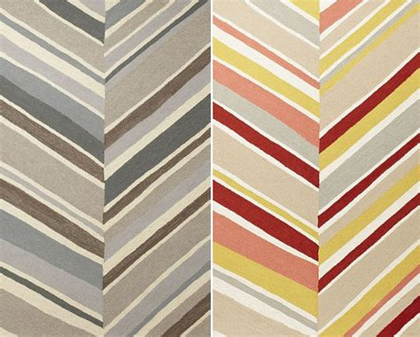 large chevron rug geometric design inspiration for your next accent wall or diy project