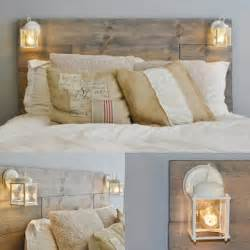 diy headboard ideas to add a decorative touch to your bedroom