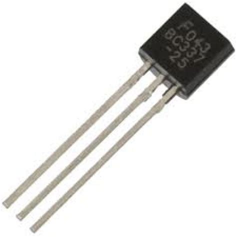 transistor on bc337 electronic components shop india sonlineshop
