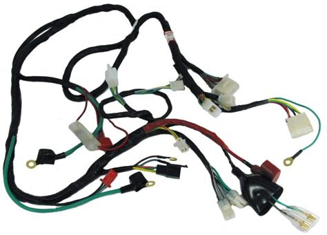 part for 150cc scooter wire harness 28 images gy6