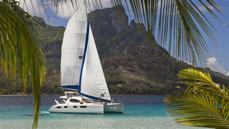 catamaran sailing wallpaper sailboat full hd wallpaper and background image