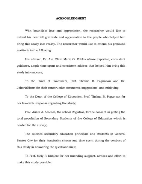 thesis acknowledgement how to write how to write acknowledgement for dissertation