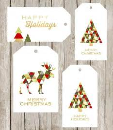 14 printable holiday gift tags to amp up your wrap game