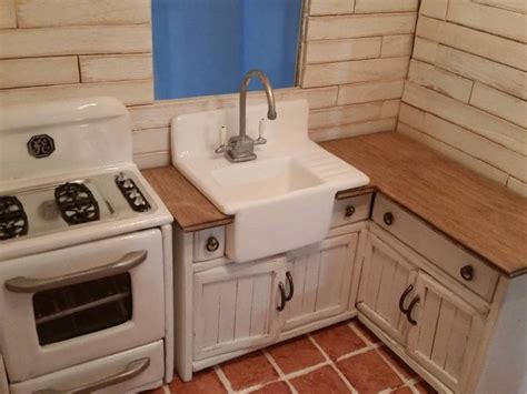 dollhouse kitchen cabinets kitchen cabinets sink my first dollhouse beacon hill