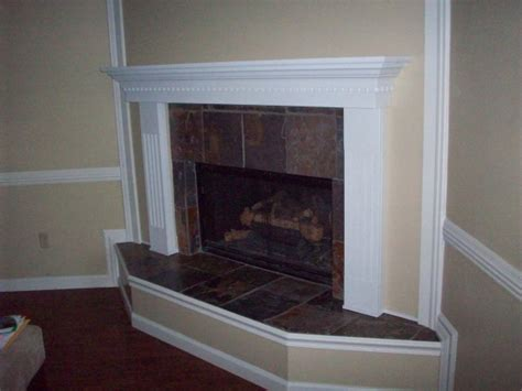 pin refacing brick fireplace with tile image search