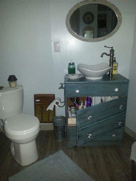 diy dresser vanity owner builder network