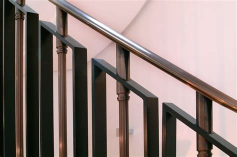 Metal Balustrade Metal Craftsmen Handrail And Balustrades