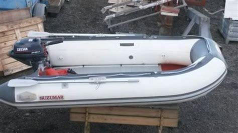 rubberboot met 4 pk motor rubberboot suzumar met 4 pk motor advertentie 303127