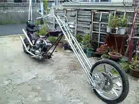 Motorrad Mit Langer Gabel by Flh 1200 70 Shovel Fork Chopper