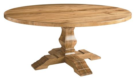 bench made furniture bassett bench made 72 quot round tavern table fashion