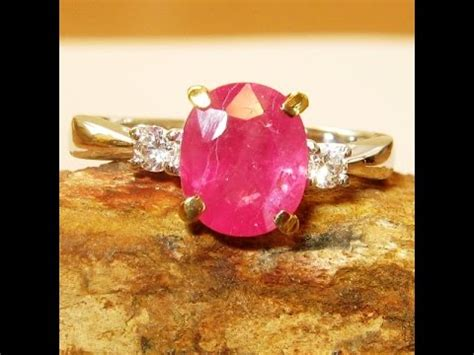 Cincin Naga Bahan Perak 925 cincin wanita batu permata ruby pink silver 925 ukuran 7 5 us