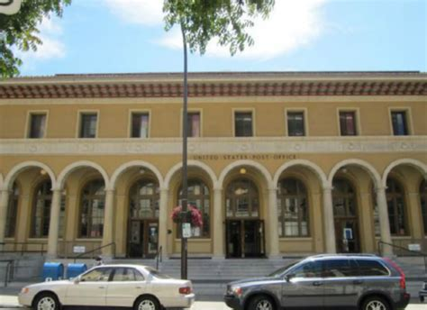 Post Office Berkeley by Historic Berkeley Post Office Is Listed For Sale On Cbre