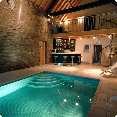 The Design Tips For Indoor Swimming Pools House Plans And House Plans With Indooroutdoor Pool