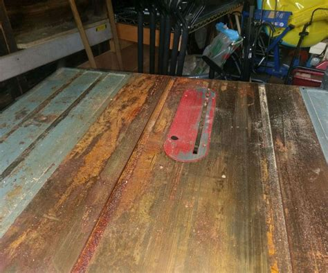 table saw top rust prevention best 25 rust removal ideas on removing rust