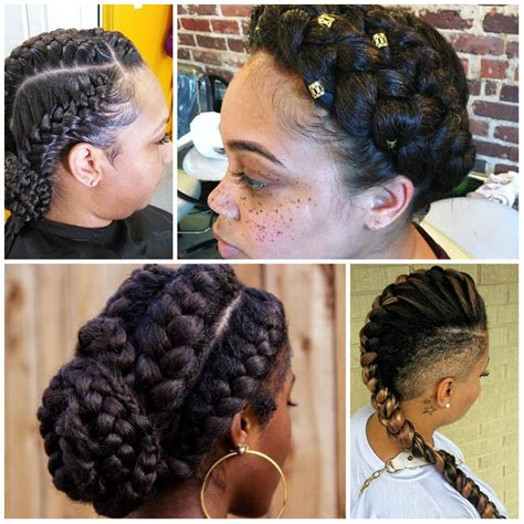 captivating goddess braids for 2018 haircuts hairstyles
