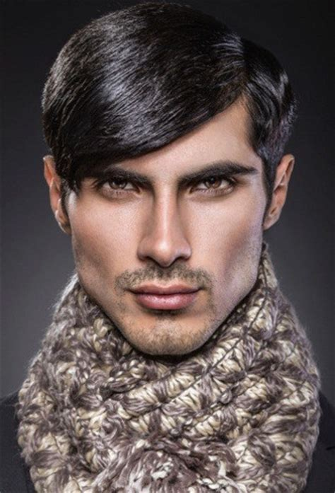 mens hairstyles without bangs some of the coolest hairstyles with bangs that ruled 2012