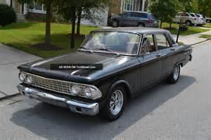 1962 Ford Fairlane 1962 Ford Fairlane 500