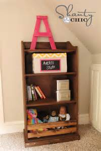 white storage bookshelf diy projects