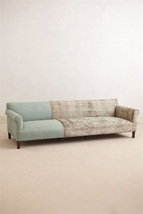 anthropologie sofa knotted linen sofa anthropologie for our nest