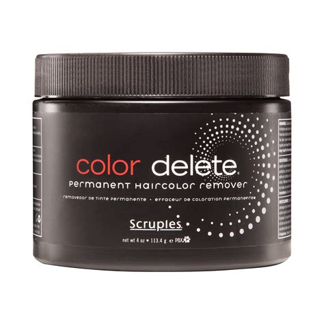color hair color remover color delete hair color remover scruples cosmoprof