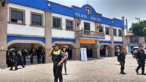 ayuntamiento de huehuetoca 2016 coyotepec plana mayor