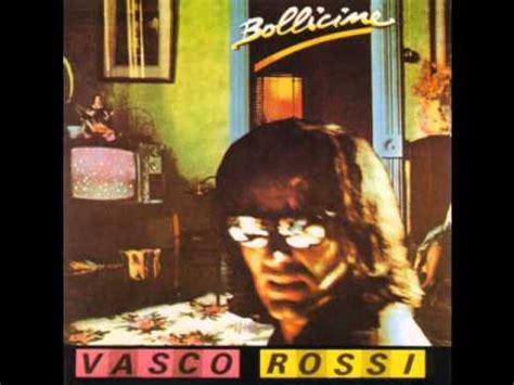 vasco bollicine album 1983 bollicine completo