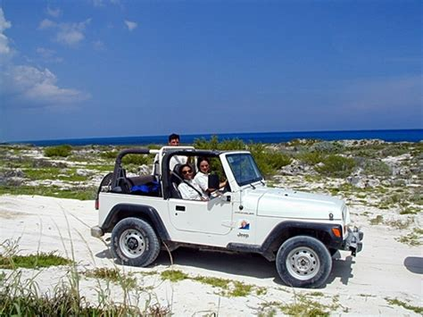 Jeep Rental Cozumel Ultimate Jeep Punta Sur Snorkel And Excursion With
