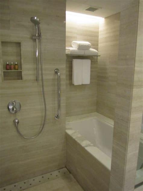 Bathroom Tiles For Small Bathrooms Ideas Photos Japanese Tubs With Shower Minibar Credit Eric Rosen