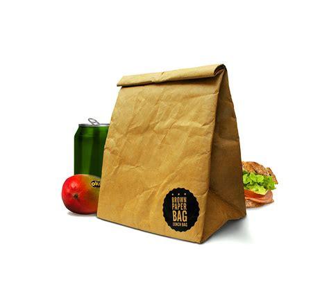 Visval Balance Backpack Brown Original brown paper bag by luckies notonthehighstreet