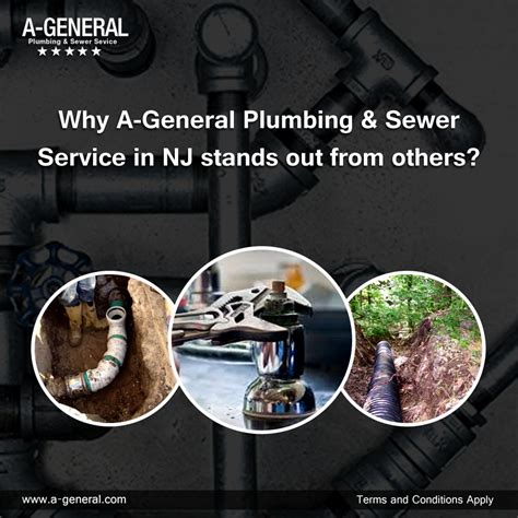 A General Plumbing Nj by Why A General Plumbing Sewer Service In Nj Stands Out