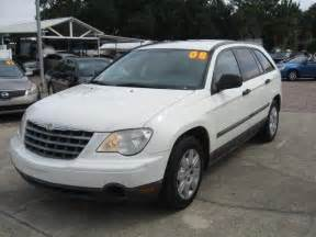 2008 Chrysler Pacifica Sale 2008 Chrysler Pacifica For Sale The Car Connection