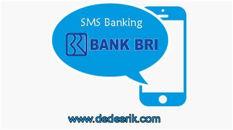 format sms banking sesama bni ini dia cara transfer uang lewat sms banking bri