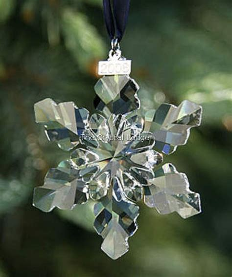 swarovski swarovski 2008 christmas ornament 942045