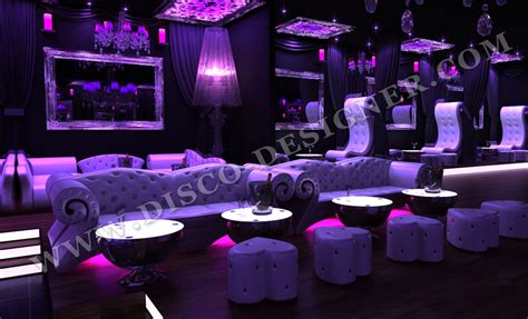 nightclub couches baroque style disco sofa