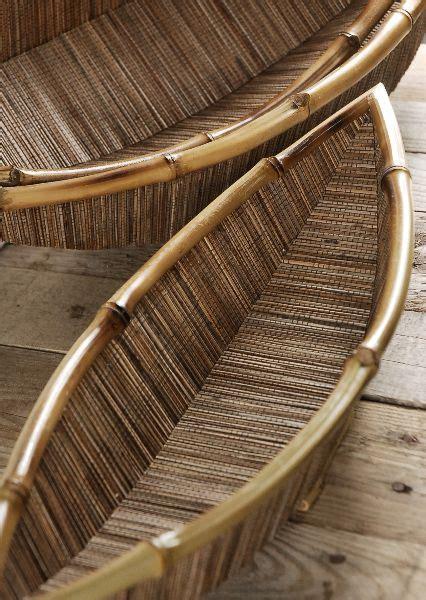 bamboo boat hawaiian luau party decorations trays chang e 3 and