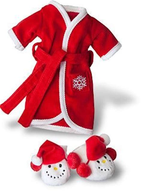 printable elf on the shelf clothes elf on the shelf clothes 20 00 robe and slippers