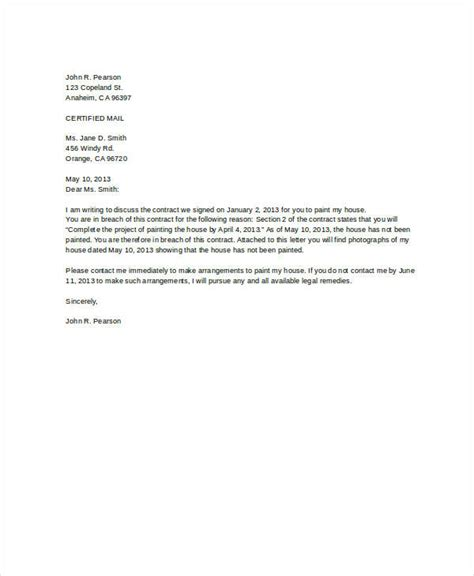 letter of termination template 8 free sle exle