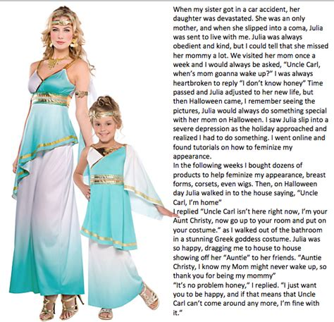 feminized by aunt tg captions tg captions and stories of forced feminization