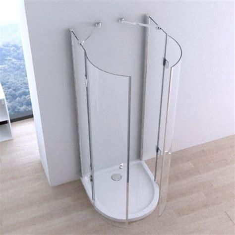 doccia semicircolare box doccia semicircolare 90x90 doppia apertura centrale a