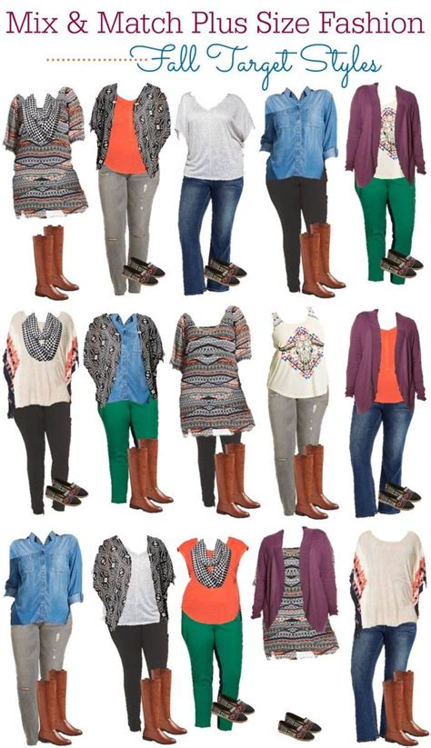 plus size mix and match target plus size fall styles mix match target and clothes