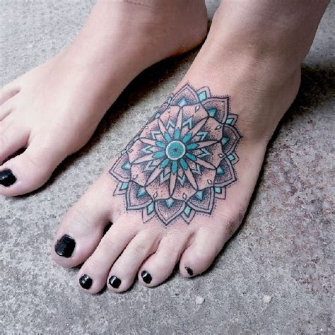 pretty foot tattoos 35 outstanding foot designs