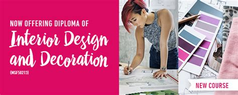 interior design and decoration tafe diploma of interior design and decoration tafe courses