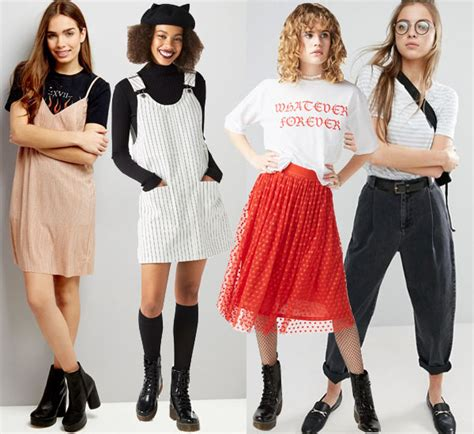 7 90s Trends That Are Back In Style by 90s Fashion Trend Summer 2017 Cheap Items And